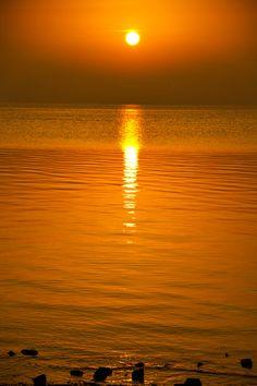 Golden Sunrise, Dammam, Saudi Arabia