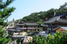 Haedong Yonggungsa Temple #Busan #Temple #sea #free
