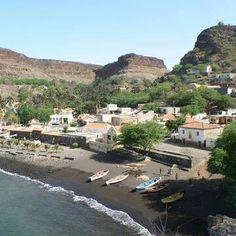 Cabo Verde Cidade Velha, centre historique de Ribeira Grande
