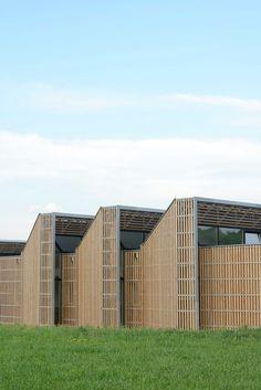 Galería de Centro clínico municipal / studiolada architects - 10