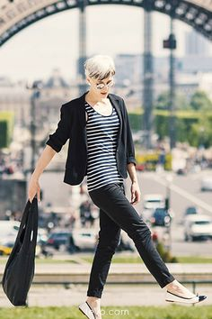 Apparently I must be quite Parisian: these rules epitomize what I have always had in my wardrobe and wear most!  Eight style essentials that epitomize professional Parisian style.