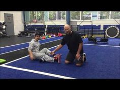 Hüftrotation - wie mobilisiere ich und verbessere meine Beweglichkeit? - YouTube