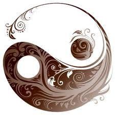 Yin Yang flash, have always wanted a ying yang tattoo! Ying Und Yang Tattoo, Yin Yang Tattoos, Arte Yin Yang, Ying Y Yang, Wicked Tattoos, Cool Tattoos, White Tattoos, Skull Tattoos, Feng Shui