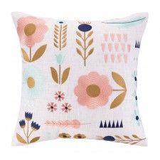 Found it at Wayfair - Elizabeth Olwen Garden Charm Embroidered Pillow Down Pillows, Floor Pillows, Outdoor Throw Pillows, Decorative Throw Pillows, Throw Pillow Sets, Pillow Talk, Nursery Inspiration, Perfect Pillow, Velvet Pillows