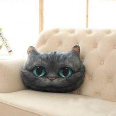 SHARE & Get it FREE | Fashionable Cartoon Meow Star Cute Cat Cushion…