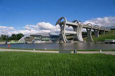 Visit Scotland Falkirk Wheel