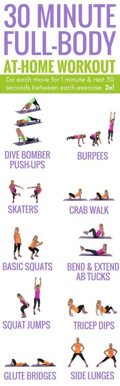30 minute full body workout   Posted By: CustomWeightLossProgram.com