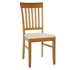Buy John Lewis Alba Slat Back Dining Chair Online at johnlewis.com