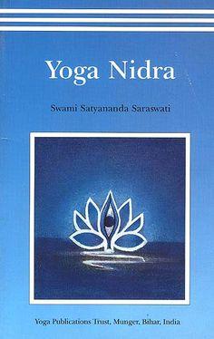 Books I own on Yoga Nidra