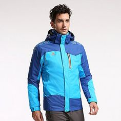 Lottaway Hooded Couple Athletic Warming-up Sports Outdoor Climbing Wind Jacket