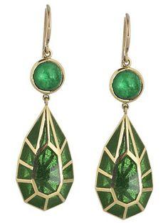 Festive Dangle Earrings