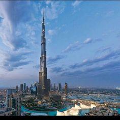 #BurjKhalifa #Arquitectura #Dubai