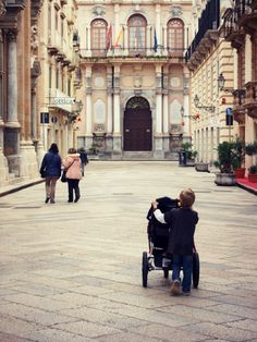 Traveling to Europe with kids - Trapani, Sicily