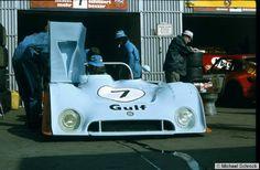 Nurburgring 1974 1000 km Paddock