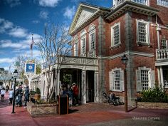 Hall of Presidents in Liberty Square at the Magic Kingdom via Flickr | Pinned by Mousefan in a Minivan | #disney #wdw #disneyworld #magickingdom #parks #libertysquare #hallofpresidents #attraction #ride #photography #florida #orlando #vacation #travel