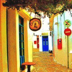 Plaka, Milos Colours of Greece