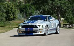 Ford Mustang Shelby GT500 KRX | Flickr - Photo Sharing!