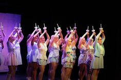 Delta Nus - Costuming by R MAHONEY DESIGN - Legally Blonde the Musical