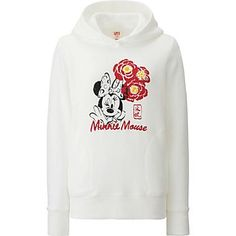 WOMEN Disney Project CNY SWEAT GRAPHIC PULLOVER HOODIE