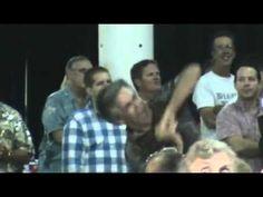 VIDEO: El baile de Jim Carrey entachado #LOL #jajaja