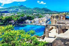 Ischia an island full of amazing landscape #iloveischia #Livearomanticaexperience #landscape #panorama