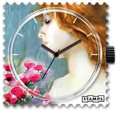 STAMPS Watches www.valios.it Stamps, Clock, Watches, Italia, Seals, Watch, Wristwatches, Clocks, Clocks