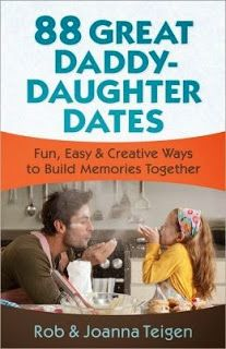 Parenting Like Hannah: Daddy Daughter Date Ideas
