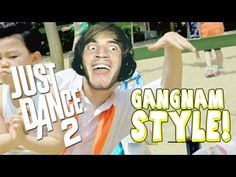 GANGNAM STYLE DANCING! - Just Dance 2 - Part 6