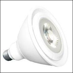 $32.99 each  G19P3827NF25 - Green Creative - 19PAR38G3DIM/827NF25 - White PAR38 Dimmable LED Lamp - 19 Watt - 120V - 82 CRI - E26 Medium Base - PAR38 Bul...