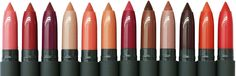 Matte Creme Lip Crayons Bite Beauty, Lipstick Swatches, Crayons, Beauty Products, Cool Hairstyles, Make Up, Paint, Face, Fancy Hairstyles