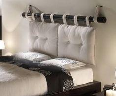 Картинки по запросу подушки на стену у кровати