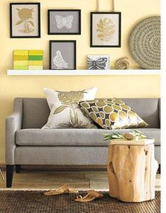 Decorating With Yellow Decor Lifestyle