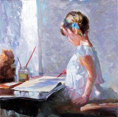 vladimir volegov | Dipinti dell'esimio Artista Vladimir Volegov