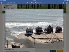 Hurricane Irene, Mirlo Beach~ Hatteras Island