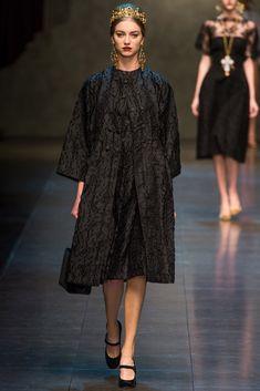 Dolce & Gabbana Otoño Invierno 2013/2014 - Pasarela