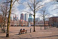 Centre of city Den Haag, Netherlands Urban Photography, Netherlands, Den, Centre, Street View, City, The Nederlands, City Photography, The Netherlands