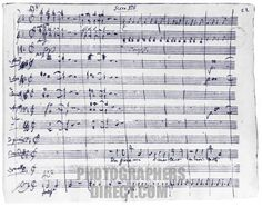 """""""Don Giovanni"""" (original score)"""