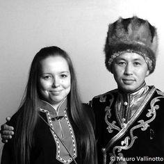 Aidar Todoshev and Irina Kobeleva _ Altaj Gray and Kola Peninsula Terra Madre communities _ Kola Peninsula, Our Planet, Cattle, Farmers, Reindeer, Russia, Gray, Ideas, Food