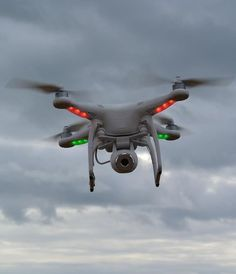 Review: The Phantom 2 Vision Photo Drone From DJI - The New York Times