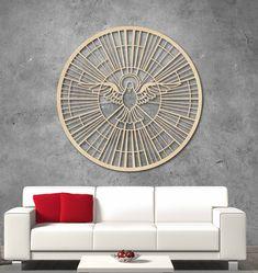 Stencil, Rugs, Home Decor, Farmhouse Rugs, Decoration Home, Room Decor, Stenciled Table, Home Interior Design, Rug