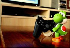 .Yoshi wants to play