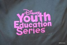What Happens at a Disney Youth Education Series class? Find out here... and join us in September 2016!