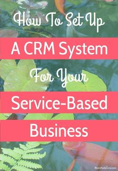 How to create a CRM (customer relationship management) system for your service-based business. Wharton Business School, Harvard Business School, Business Tips, Online Business, Business Money, Business Website, Business Planning, Crm System, Customer Relationship Management