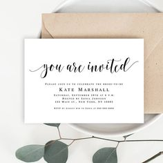Engagement Invite Templates Classy Engaged Invitation Engagement Invitation Template Printable .