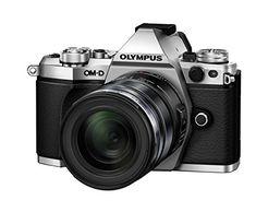 Olympus OM-D E-M5 Mark II Systemkamera (16 Megapixel, 7,6 cm (3 Zoll) TFT LCD-Display, Full HD, HDR, 5-Achsen Bildstabilisator) inkl. M.Zuiko Digital ED 12-50 mm Objektiv Kit silber - http://kameras-kaufen.de/olympus/olympus-om-d-e-m5-mark-ii-systemkamera-16-megapixel-4