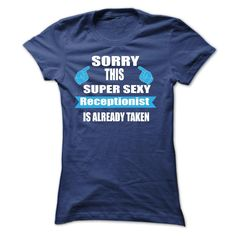 This Shirt Is A Valentine Gift For Receptionist T Shirt