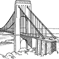 Historic American Landmark Coloring Pages Dover History