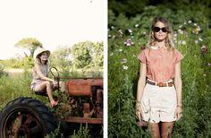 Confezioni Crosby S/S 2012 - Backyard Bill