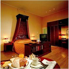Grand Hotel Karel V in Utrecht (NL), cadeaubon Droomweekend - Bongo