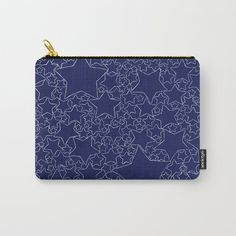 Maybe kangaroos are onto something here... because everything is so much better in a pouch. Our carry-all pouches are made from a durable canvas-like material—perfect for toiletries, art supplies, makeup and smaller electronics. Pouches are available in three sizes. The large is able to fit a tablet and includes an interior pocket. - Every product is made just for you - Set of 3 includes all sizes - Durable, canvas-like exterior - Soft 50/50 pol...